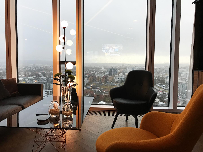 Vista de la ciudad