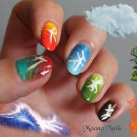 Nailstorming #120 - Les 4 éléments