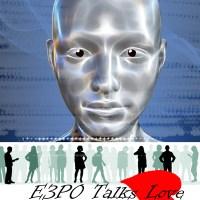 On Amazon – E3PO talks love – Novella