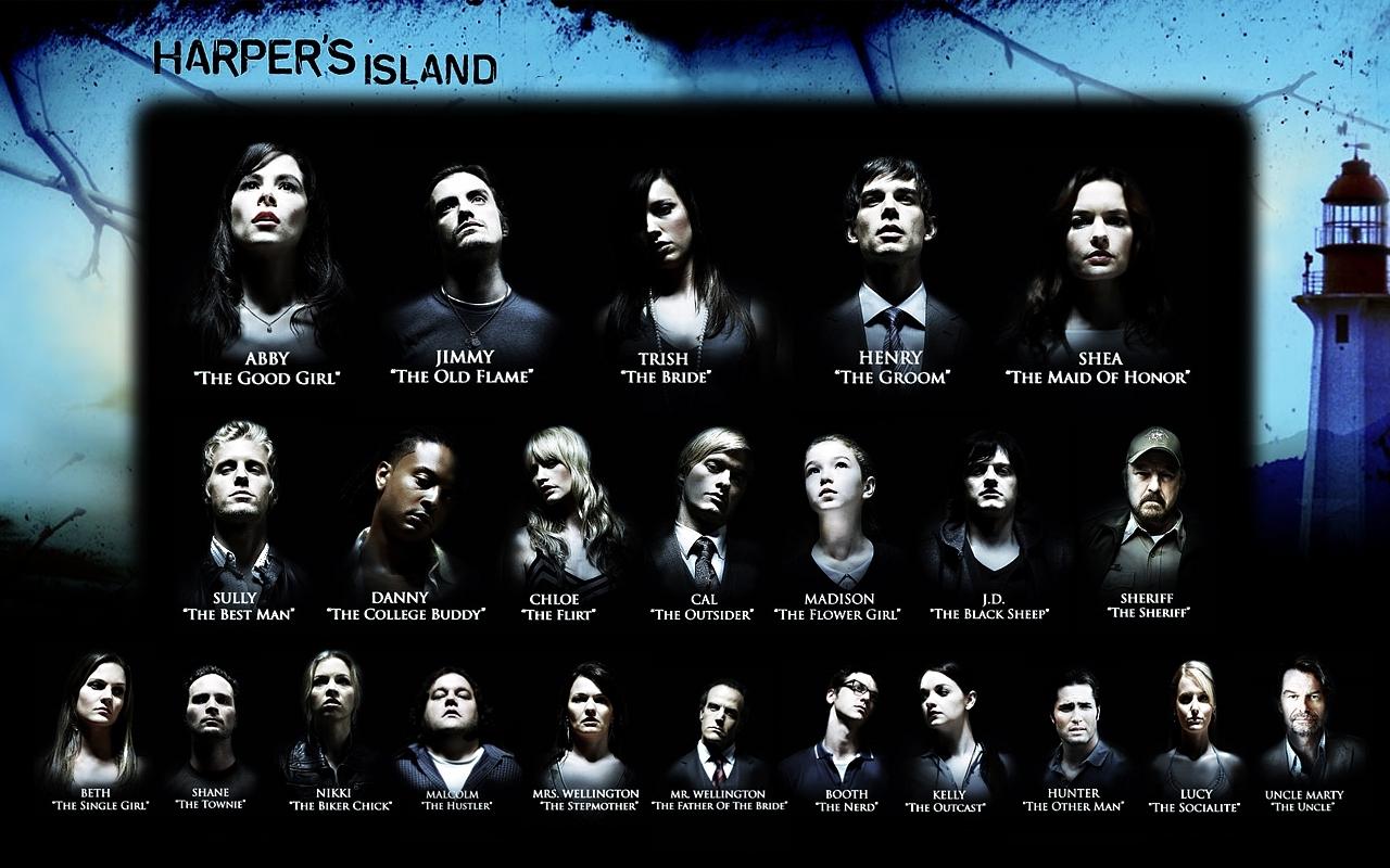 Картинки по запросу harper's island