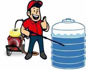افضل شركات غسيل خزانات المياه بارلياض مع التعقيم