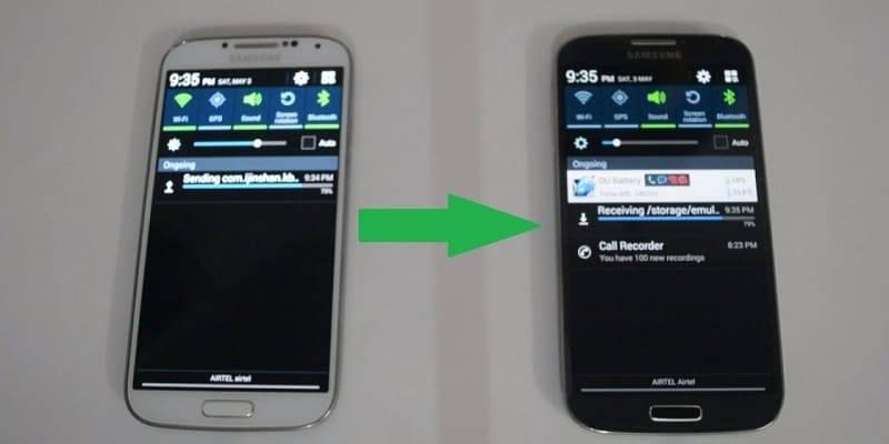 Hoe games op Bluetooth te downloaden?