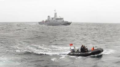 البحرية الملكية تنقذ عشرات المهاجرين السريين بالناظور 3