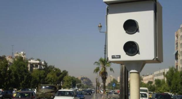 تثبيت 552 جهازا لمراقبة مخالفات قانون السير.. 1