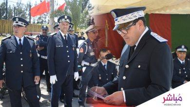 ولاية أمن طنجة تحتفل بالذكرى 63 لتأسيس الأمن الوطني (فيديو) 5