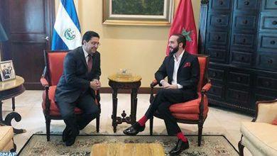"""السلفادور تعلن عن سحب اعترافها ب""""جمهورية البوليساريو"""" 2"""