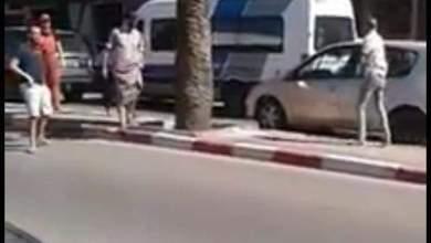 توقيف إيكو الذي ظهر في فيديو وهو يكسر سيارة رفقة شركائه 4
