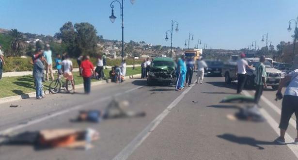 حرب الطرق تخلف 24 قتيلا داخل المدن في ظرف أسبوع 1