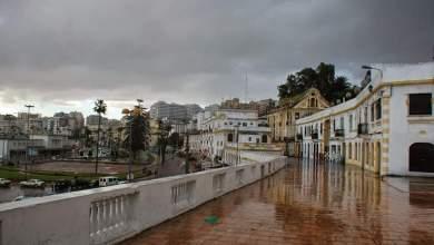 مقاييس التساقطات المطرية المسجلة بأقاليم الشمال خلال 24 ساعة الماضية 2