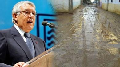 صور تحرج محمد بنعيسى وتفضح البنية التحتية لمدينة أصيلة 4