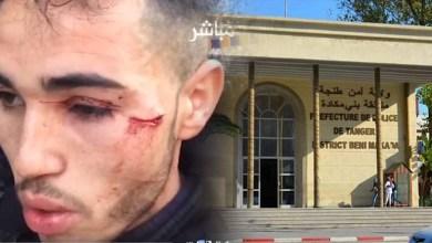 """بعد نشر ڤيديو..الأمن يوقف """"الشيكي"""" الذي اعتدى على حارس ليلي بسكين 5"""