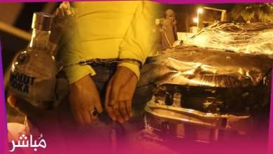 """أهم تدخلات رجال الأمن بطنجة ليلة """"البوناني"""" 1"""