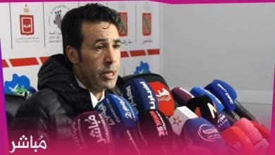 الدميعي: جمهور إتحاد طنجة ماكانش راضي على تراخي اللاعبين وأناشده مزيدا من الدعم 1