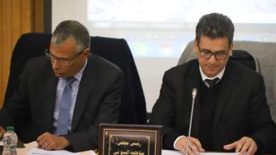 رئيس مقاطعة السواني يهاجم مندوب الصحة بطنجة ويطالبه بالإعتذار 5