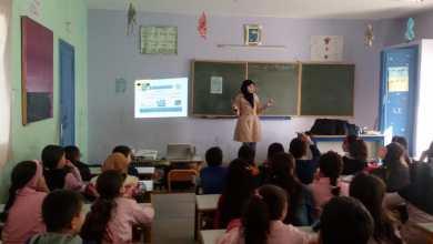 طنجة..عشرات التلاميذ يستفيدون من ورشات حول الإستعمال الآمن للإنترنت 6