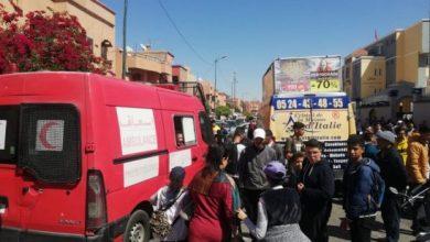 توقيف سائق حاول دهس عشرات التلاميذ أمام مؤسسة تعليمية 3