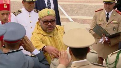 الملك يأمر الجيش بإشراك الطب العسكري في التصدي لوباء كورونا 10