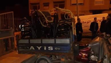 السلطات تداهم مقهى بحي مغوغة وتعتقل عدد من الأشخاص 3