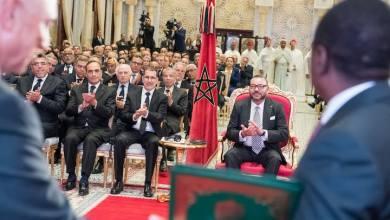 """الملك يقترح مبادرة إفريقية للتصدي لفيروس """"كورونا"""" 6"""