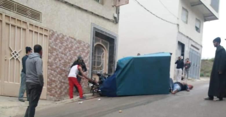 مصرع 3 أشخاص من أسرة واحدة في حادثة سير مميتة بطنجة 1