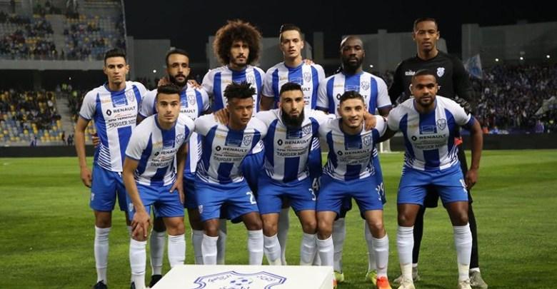 أزمة مالية خانقة تضرب إتحاد طنجة لكرة القدم 1