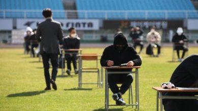 جهة طنجة..اللجوء إلى المنشآت الرياضية والمدرجات الجامعية لإجراء امتحانات البكالوريا 1