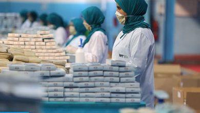 المغرب يشرع في تصدير فائض الكمامات إلى الخارج 2