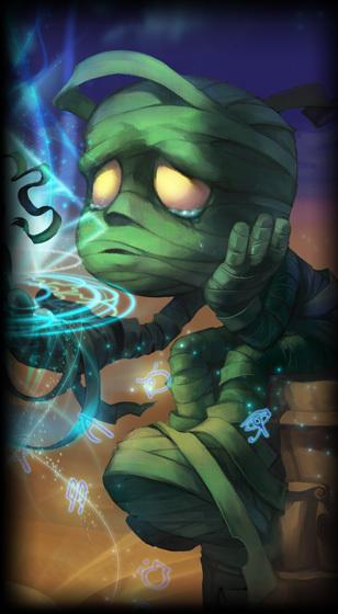 Amumu Build Guide Amumu The Tank Slayer League Of Legends Strategy Builds