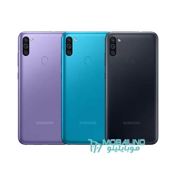 ألوان Samsung Galaxy M11