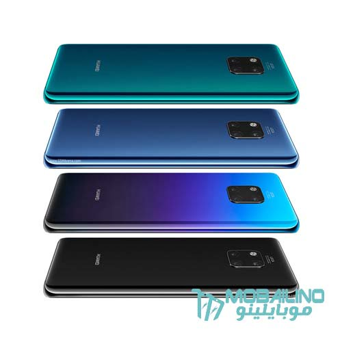ألوان هاتف Huawei Mate 20 Pro