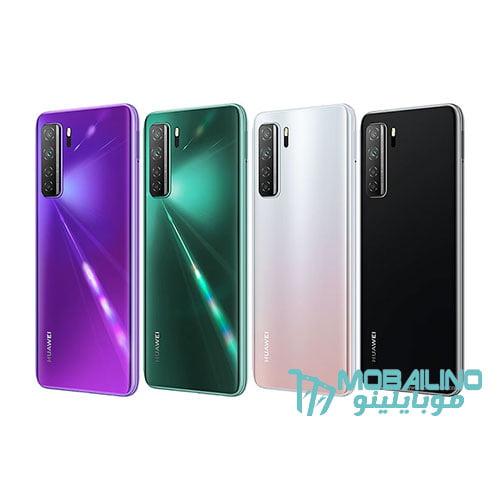 ألوان Huawei Nova 7 SE