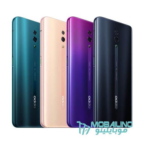 ألوان هاتف Oppo Reno