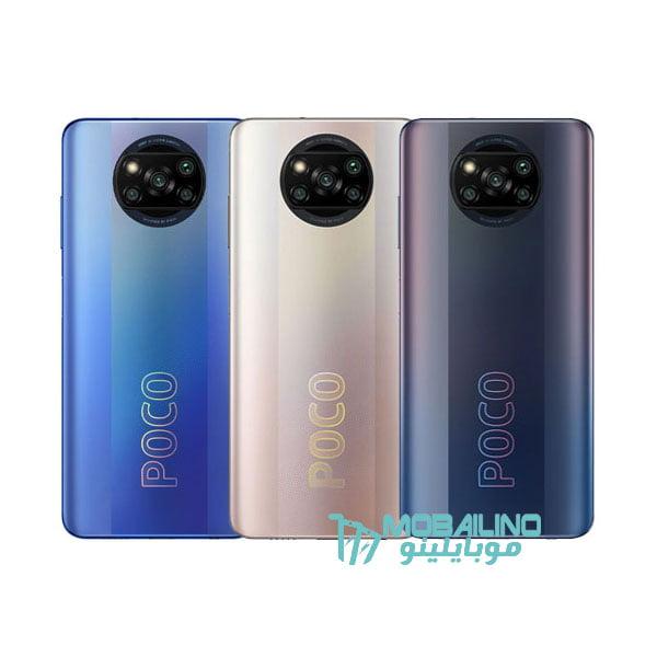 ألوان Xiaomi Poco X3 Pro