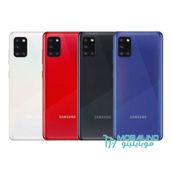 الوان Samsung Galaxy A31