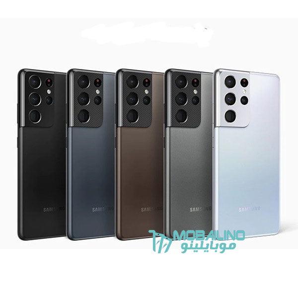 الوان Samsung Galaxy S21 Ultra 5G