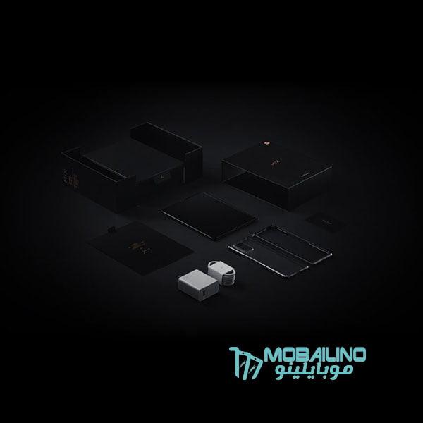 محتويات علبة هاتف Xiaomi Mi Mix Fold