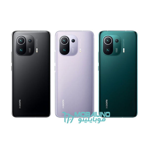 الوان Xiaomi Mi 11 Pro