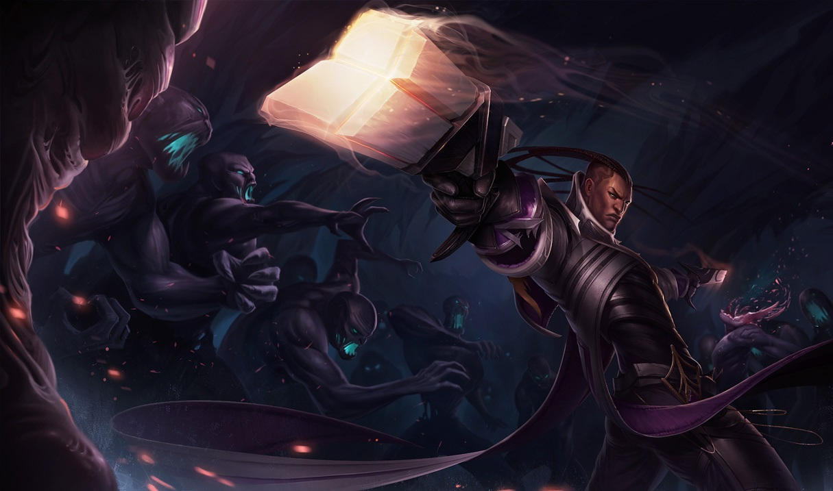 Image result for Lucian TFT