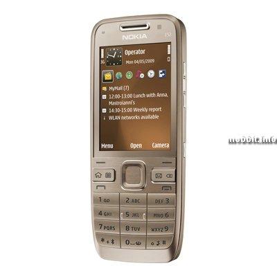 MOBBIT: Your Mobility / Nokia E52 - новый смартфон с ...