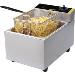 l484 single fryer