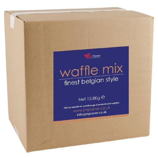 Waffle Mix Case upto 360 Waffles