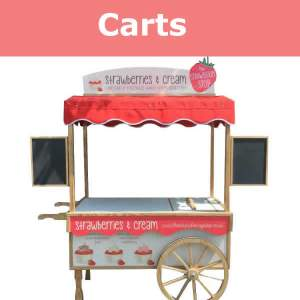 catering food carts