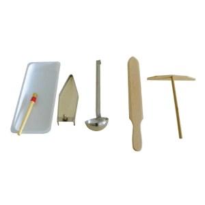 crepe accessory kit