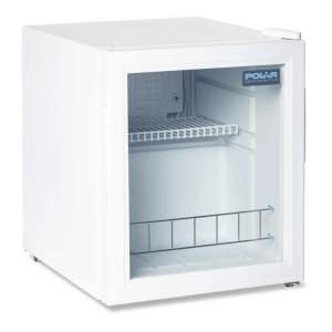 mini display fridge 46ltr