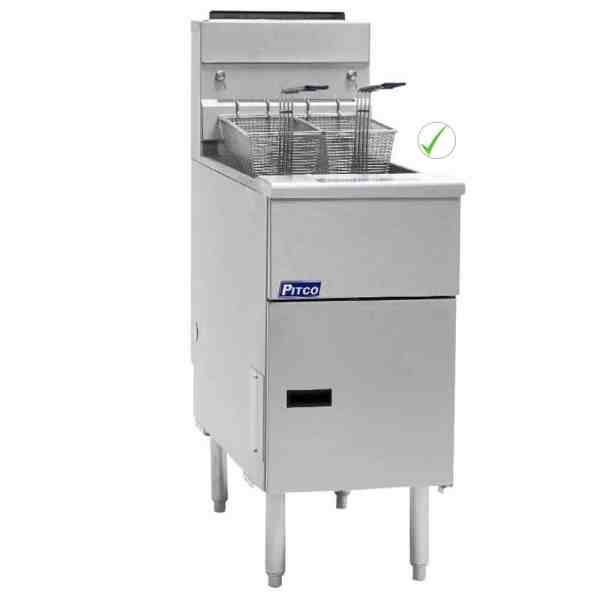 fryer-lpg-pitco-SG14S-catering