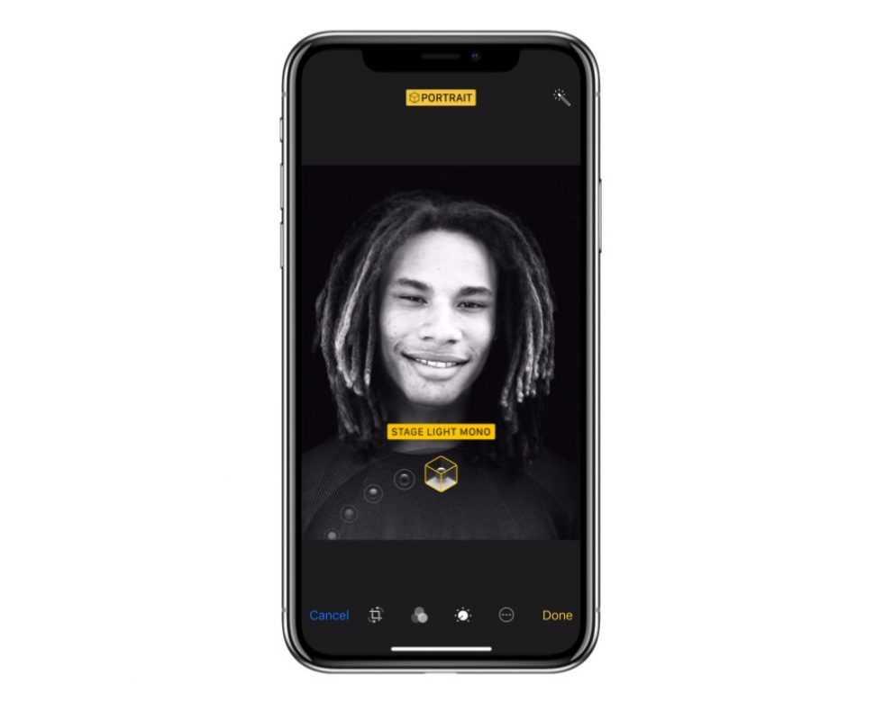 Приложение для айфона фото с размытыми рамками