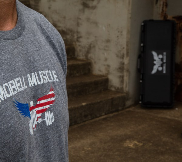 Fitness Freedom Tri-Blend T-shirt - MoBell Muscle