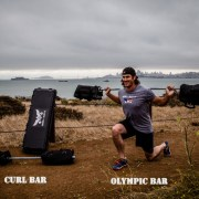 4- Curl or Full Bar