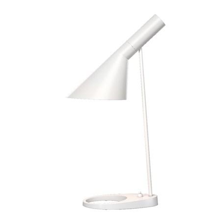 belysning AJ Bordlampe - Hvit fra Louis Poulsen