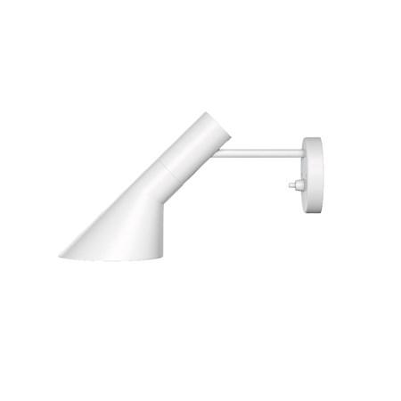 belysning AJ Vegglampe - Hvit fra Louis Poulsen